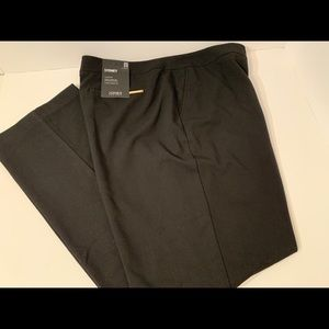 JONES NEW YORK | BLACK CLASSIC SLACKS SIZE 16 USA